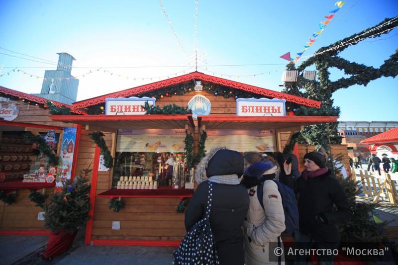 Вчесть Масленицы наМанежной площади устроят световое шоу