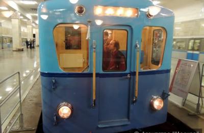 В столичной подземке в 2016 году запустят поезд, посвященный Году кино в России