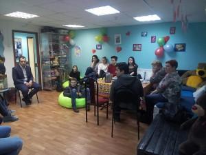 В районе Нагатинский затон прошли заседания молодежной палаты