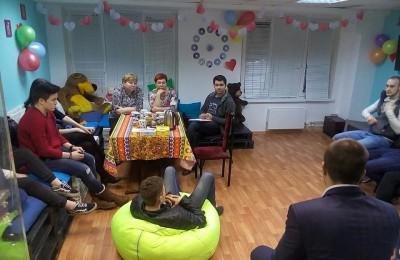 Молодежная палата района Нагатинский затон обсудила планы на будущее