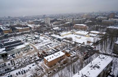 Реновация промзоны «Нагатинский затон» находится в приоритете у столичных властей