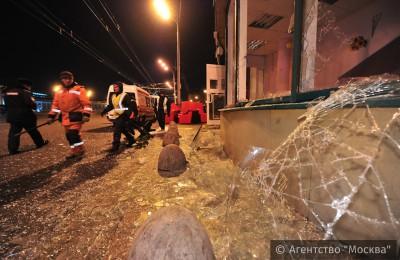 Власти Москвы продолжают снос самостроев