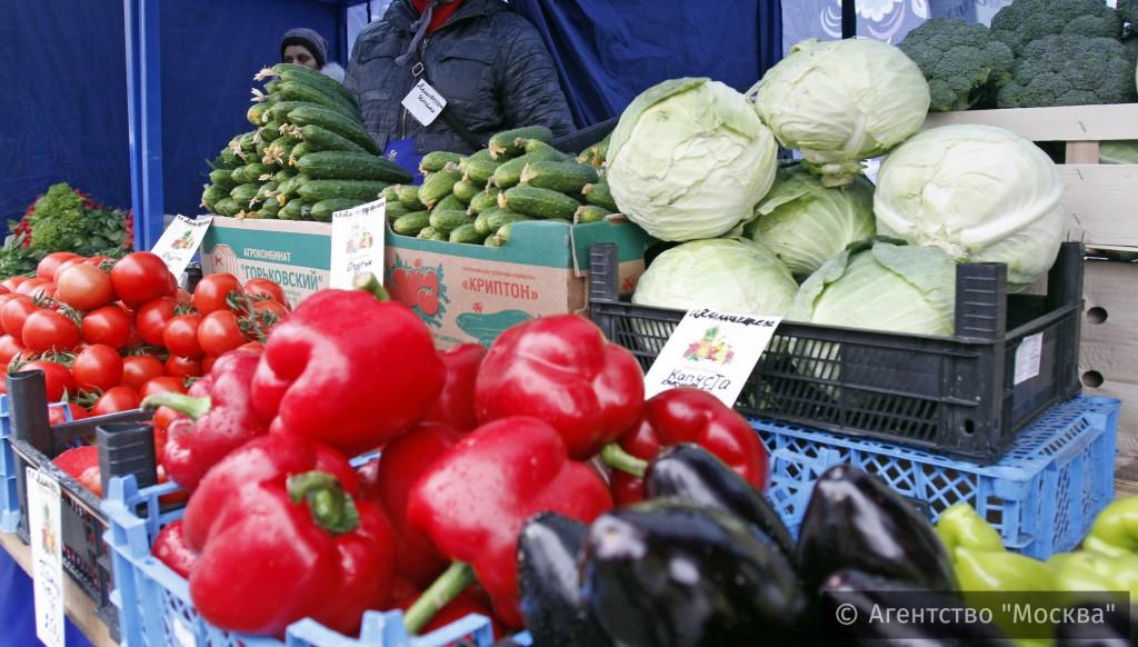 Ярмарка выходного дня Фото: http://www.mskagency.ru/