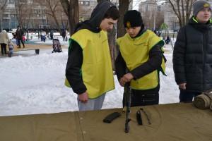 Окружную военно-патриотическую игру организовали для школьников ЮАО