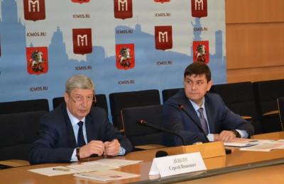 За пять лет в центре Москвы появилось 35 пешеходных зон – Левкин