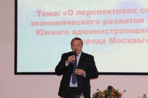 Алексей Челышев: Проект реконструкции Дорожной улицы разгрузит Варшавское шоссе