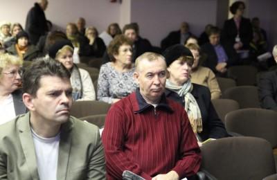 Сотрудники управы проведут для жителей района Нагатинский затон консультации по капремонту