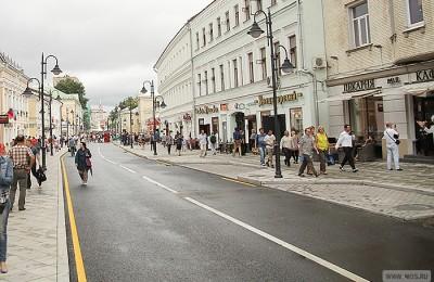 """Жители Москвы узнают подробнее о программе """"Моя улица"""""""