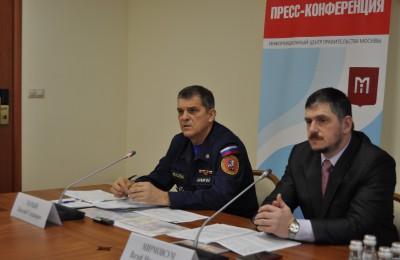 Половодье в московском регионе наступит в конце марта – МЧС