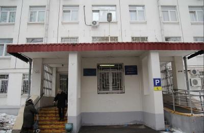Персонал поликлиники №67 района Нагатинский затон прошел дополнительное обучение