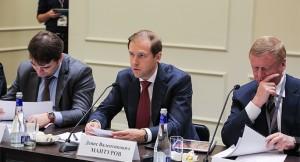 Денис Мантуров: В прошлом году мы избежали инвестиционной паузы