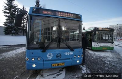 Новые автобусы повышенной вместимости закупят в Москве для наиболее загруженных маршрутов