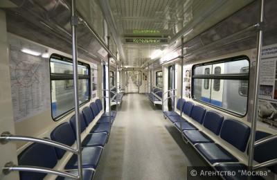 Москвичи смогут предложить имя для нового типа поездов метро