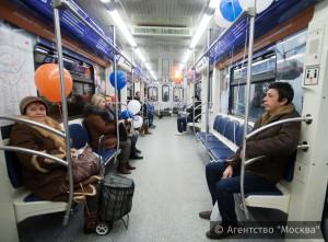 Предложить имя для нового типа поездов метро смогут жители столицы