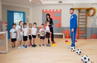 За счёт бюджета Москвы в этом году возведут 14 детских садов