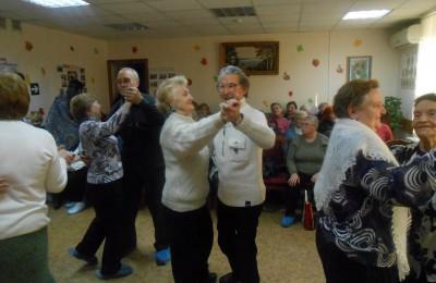 В центре соцобслуживания «Коломенское» прошло несколько праздничных мероприятий