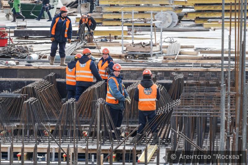 Станция метро «Нагатинский затон» наюге столицы  откроют в 2020г