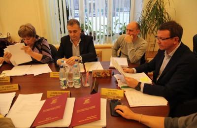 Депутаты муниципального округа Нагатинский затон обсудили свое участие в программе капитального ремонта