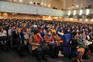 На встрече абитуриенты побеседовали с руководством Московского университета МВД России имени Кикотя