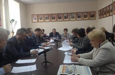 В ЮАО прошло совместное заседание единороссов с окружным Советом ветеранов