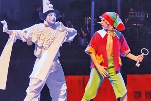 """В """"Театриуме на Серпуховке"""" покажут мюзикл """"Буратино"""""""