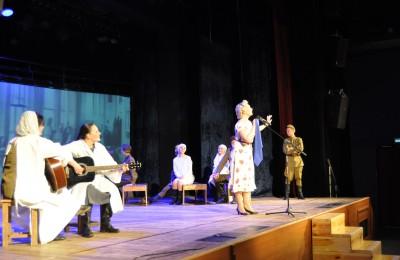 Московский областной театр юного зрителя к 9 Мая представил литературно-музыкальную композицию «Звезда Победы»