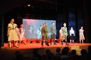 «Звезду Победы» победы показали в Московском областном театре юного зрителя
