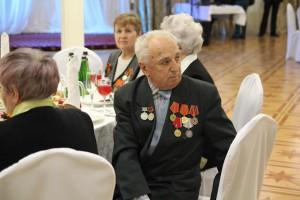 В преддверии Дня Победы префект ЮАО Алексей Челышев организовал торжественный прием ветеранов