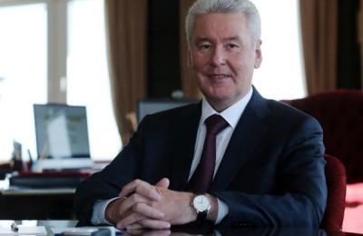 Мэр Москвы Сергей Собянин: Реставрация столичных памятников продолжается