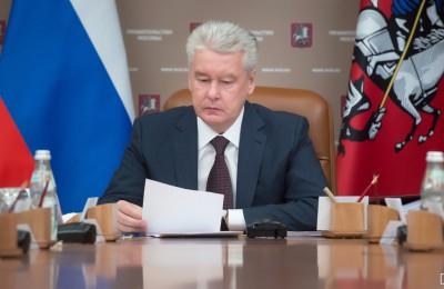 Мэр Москвы Сергей Собянин: Выдача открепительных удостоверений возможно лишь в крайнем случае