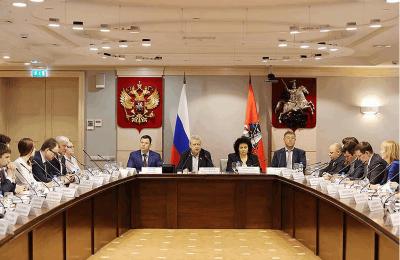 Депутаты Москвы приняли льготы для спортобъектов
