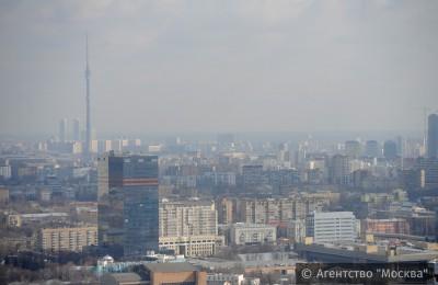 В Москве зафиксировано уменьшение пробок