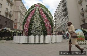Жители Москвы могут посетить фестиваль весны