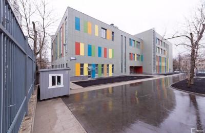 До 2018 года в Москве построят около 90 школ и детских садов