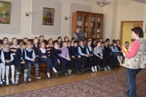 Дети района Нагатинский затон узнали больше об известных писателях