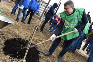 Анатолий Выборный: Мы вместе работаем и делаем большое доброе дело