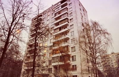 Дома на улице Новинки