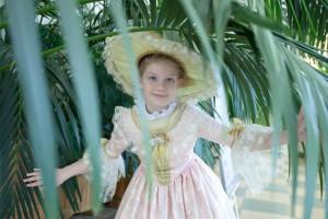 Сфотографироваться в костюмах 18 века можно в музее-заповеднике «Царицыно»