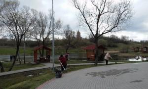 Покровский парк в Южном округе