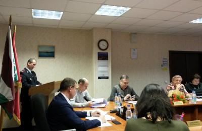 Депутаты муниципального округа Нагатинский затон вновь соберутся на заседание