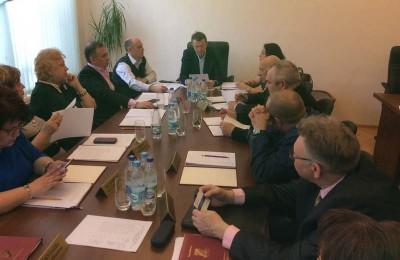 На прошедшем заседании Совета депутатов парламентарии рассмотрели информацию об исполнении бюджета муниципального округа