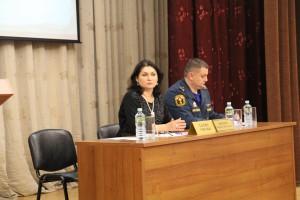 Встреча главы управы района с жителями прошла в Нагатинском затоне