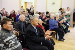 Концерт для ветеранов ВОВ и их семей пройдет в Южном округе