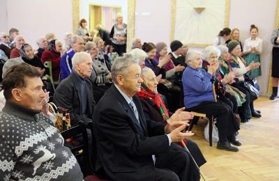 Мероприятие было приурочено к празднованию 71-й годовщины Победы в Великой Отечественной войне