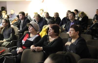 Публичные слушания в ЮАО
