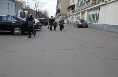 Осенью в районе Нагатинский затон появятся новые парковочные места