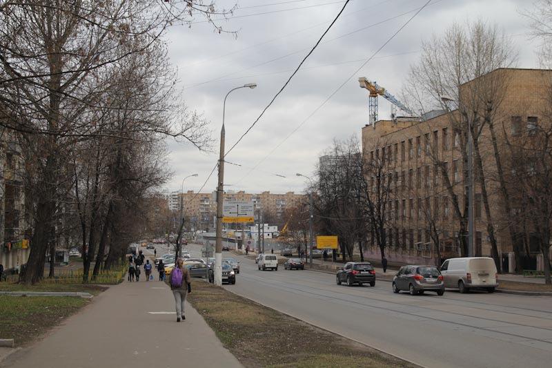 Восемь улиц с«водными» названиями появятся в столице России