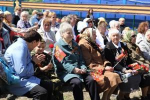 Концерт ко Дню Победы в Нагатинском затоне