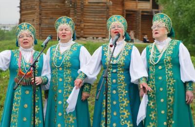 Жители ЮАО 21 мая смогут посетить фольклорный фестиваль «Коломенский хоровод»