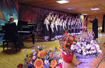 Выступление детских хоров пройдет в районе Нагатинский затон